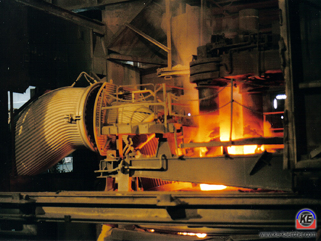 Consultancy For The Steel Making Industry By Kaercher
